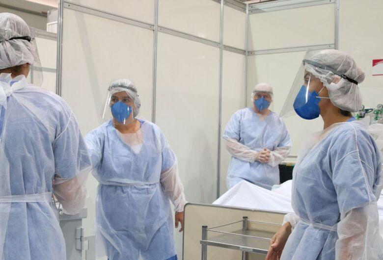 Governo orienta pessoas com sintomas leves de covid-19 a buscarem ajuda médica