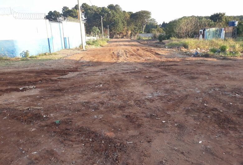 Prefeitura atende solicitação do vereador Sérgio Rocha com melhorias no Parque Industrial São José