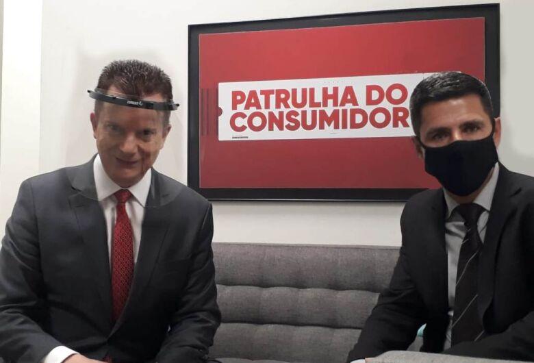 Vereador Edson Ferreira agradece ao deputado Russomano por liberação de verba para saúde em São Carlos