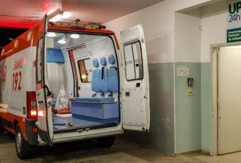Jovem morre após ser encontrado sangrando em casa