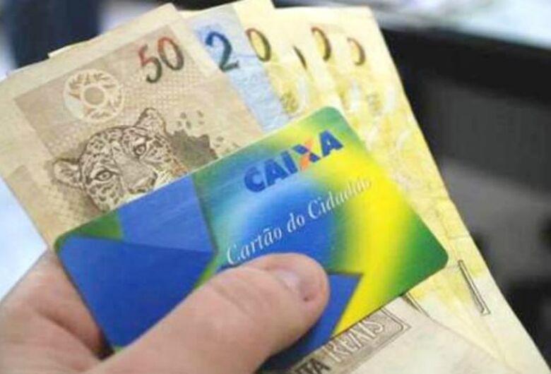 Caixa começa a pagar hoje abono salarial para nascidos em julho
