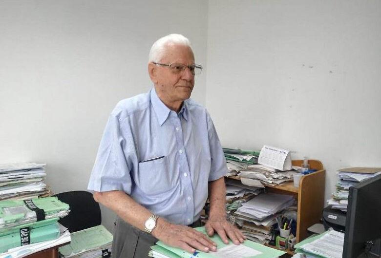 Após atingir idade para aposentadoria compulsória, Valdemar Zanette é exonerado pela Prefeitura Municipal
