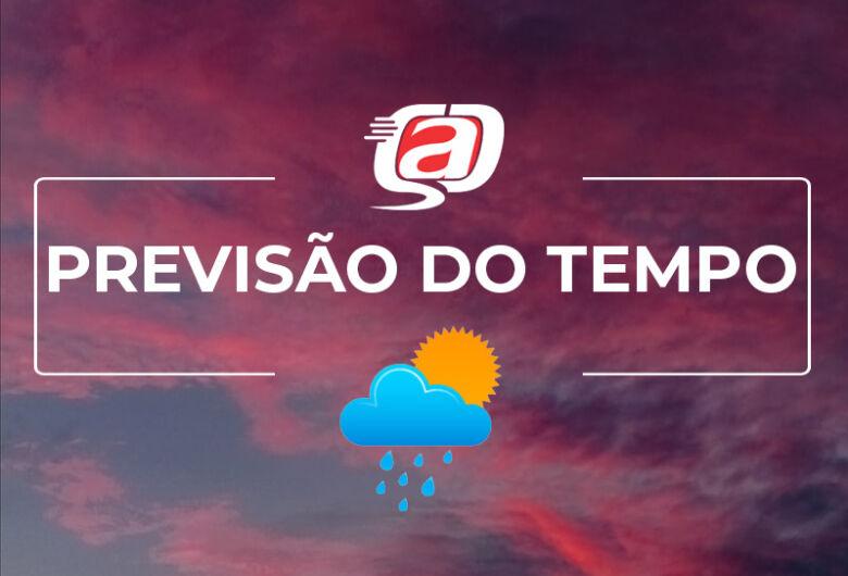 Nova frente fria se aproxima do estado de São Paulo na quarta-feira