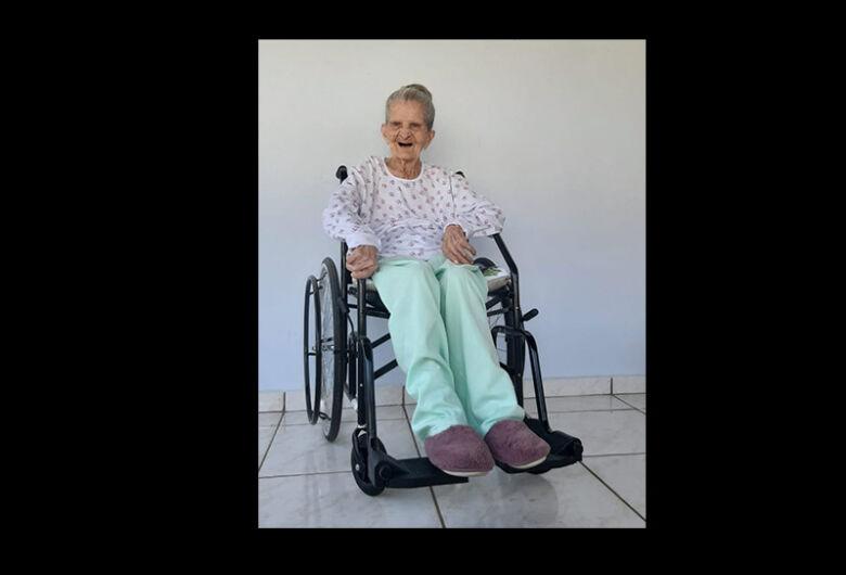 Funerária Terezinha de Jesus informa nota de falecimento de Sebastiana Moreira aos 100 anos