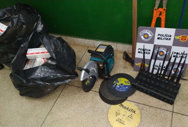 Quadrilha que roubava cargas é presa na Rodovia Anhanguera