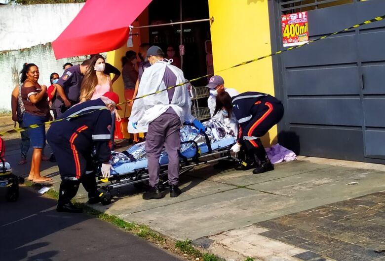 Briga termina em tentativa de homicídio no Jardim Tangará