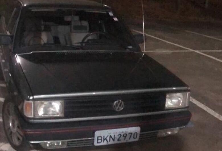 PM prende ladrão após furto de veículo no Aracy