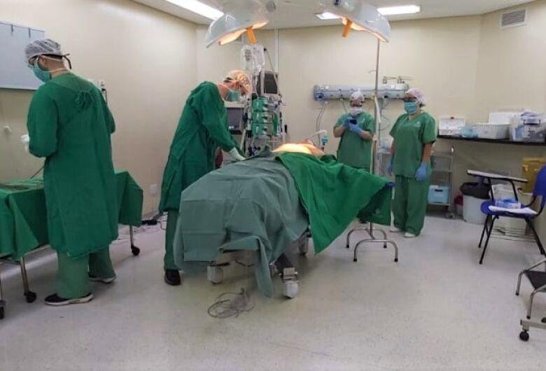 Santa Casa bate recorde em número de captações de órgãos