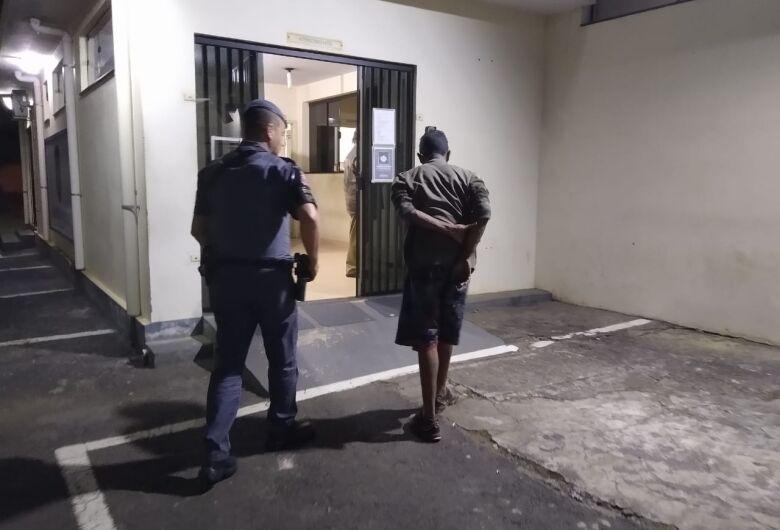 Presidiário que fugiu da penitenciária de Itirapina é capturado pela PM na Getúlio Vargas