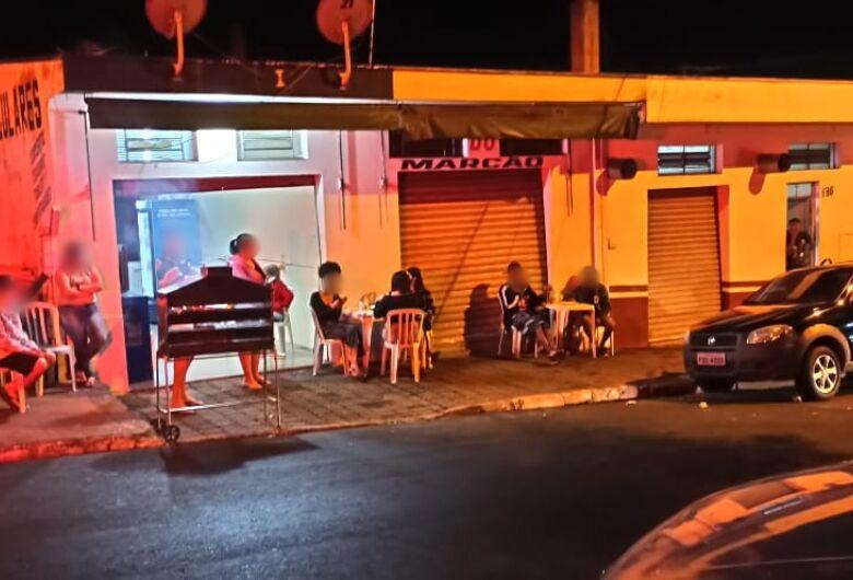 Força-tarefa acaba com pancadão e fecha bares no Cidade Aracy