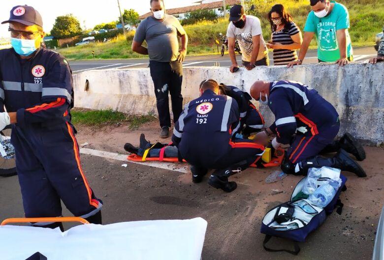 Morre ciclista que foi atropelado na estrada do Broa