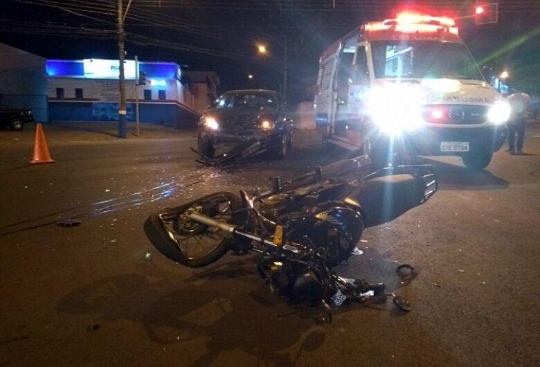No primeiro dia de trabalho, entregador de pizza morre em acidente em São Carlos