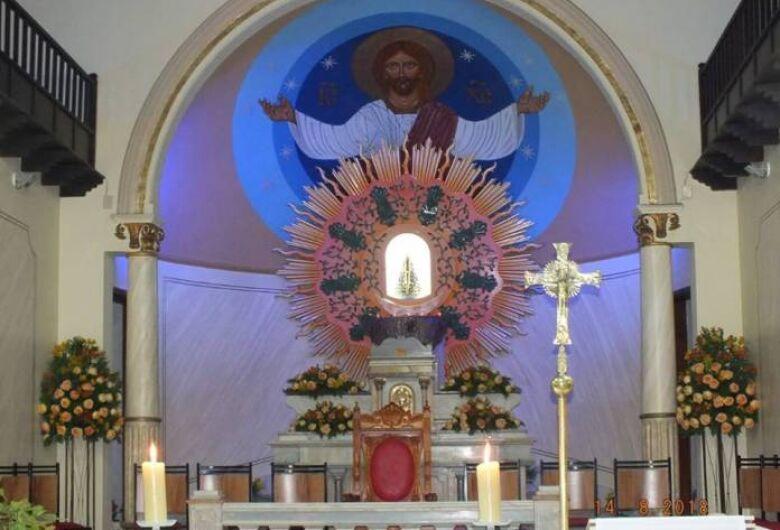 São Carlos celebra Nossa Senhora Aparecida da Babilônia