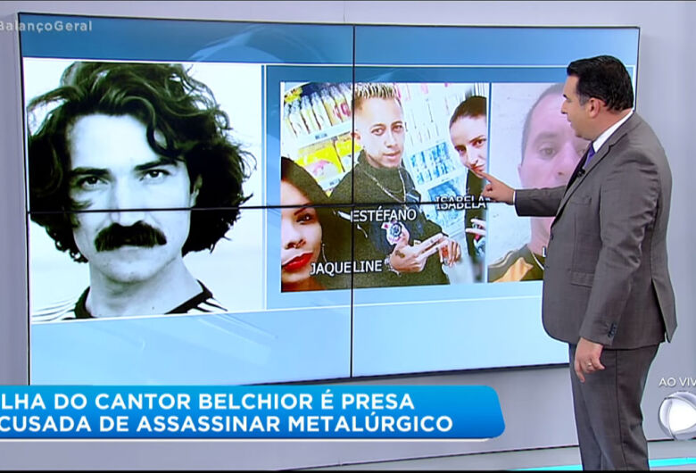 Caso da filha do cantor Belchior, presa em São Carlos, ganha repercussão nacional
