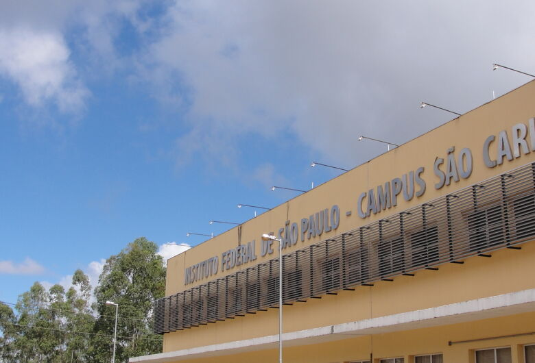 IFSP São Carlos abre Processo Seletivo para 80 vagas no Ensino Superior