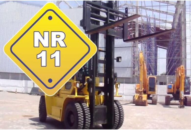 Abertas as Inscrições para os Cursos de NR11_Operador de Empilhadeira, NR35_Trabalho em Altura, NR10_Instal e Serviços Elétricos, NR20_Inflamáveis e Combustíveis