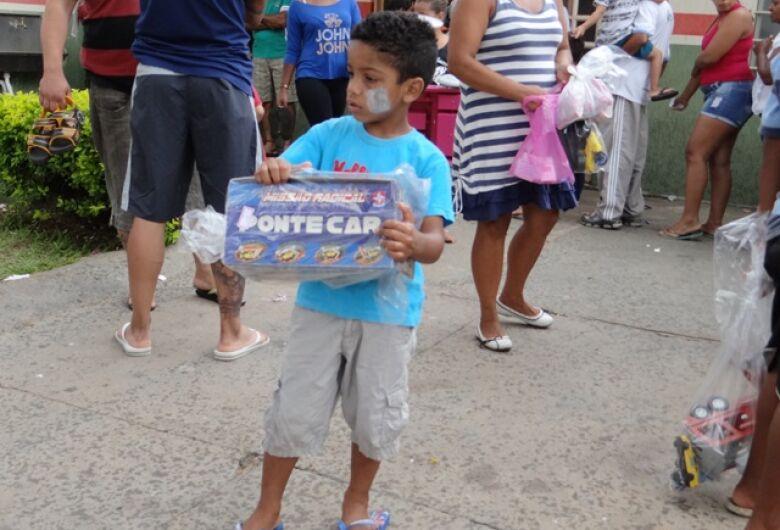 Mesmo com pandemia, Natal Solidário cauteloso irá acontecer no Fagá