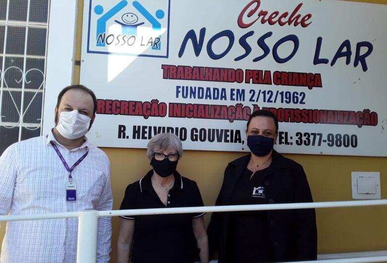Farmácia Rosário arrecada R$ 60 mil em produtos para o Nosso Lar