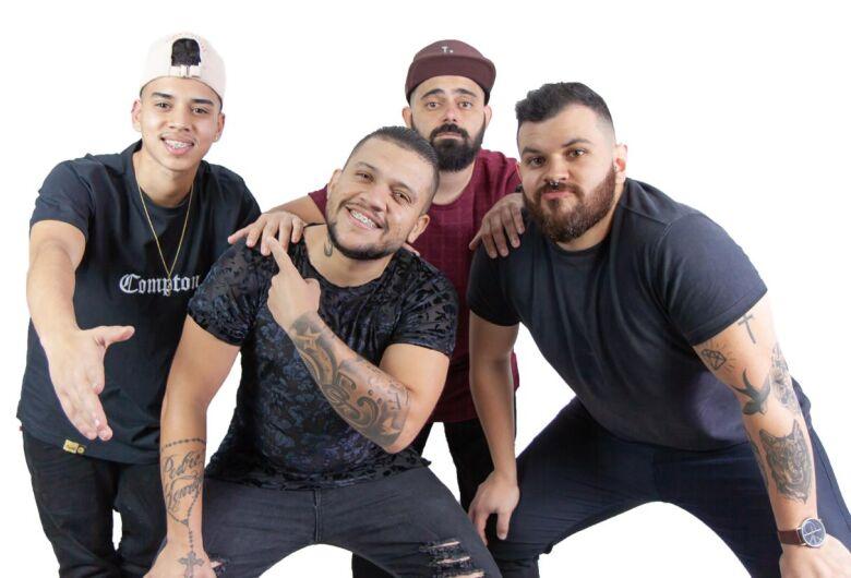 Grupo Quarta Essência fará live de Dia dos Pais em prol do Cantinho Fraterno
