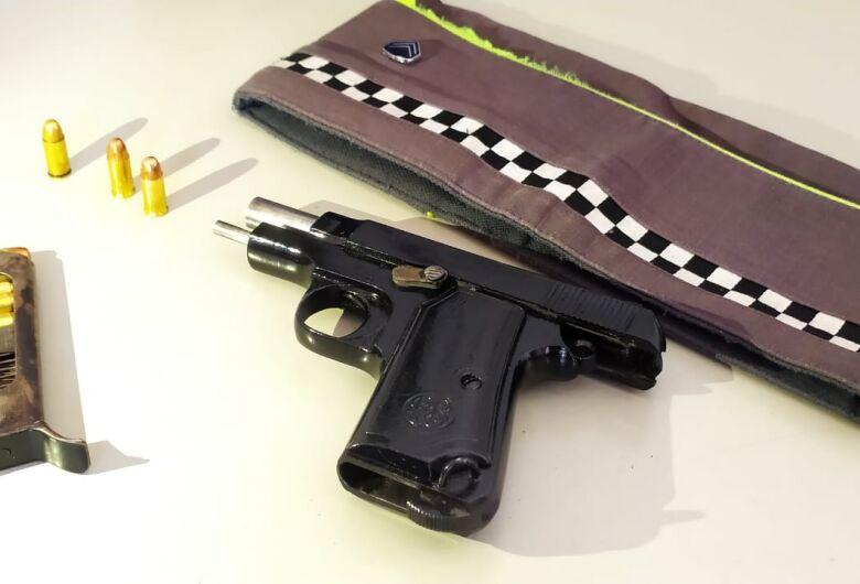 Polícia Militar evita possível homicídio no Cidade Aracy