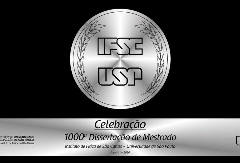 Instituto de Física de São Carlos comemora a formação do seu milésimo Mestre