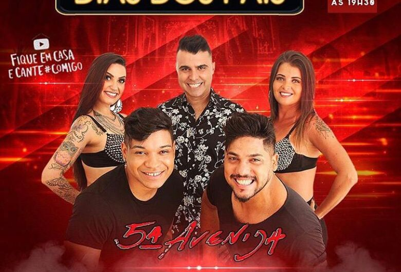 Banda Quinta Avenida promete animar a noite de São Carlos