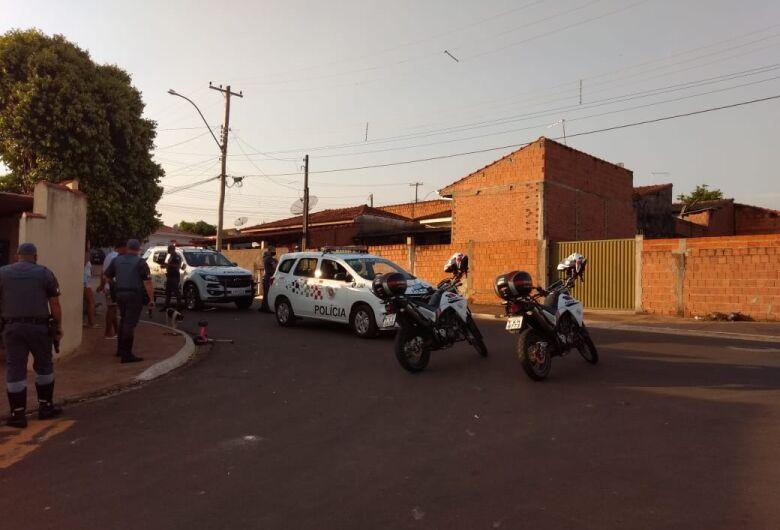 Polícia Militar realiza Operação Saturação em Ribeirão Bonito