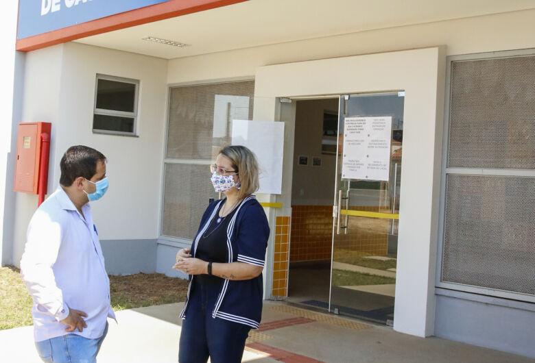 Roselei solicita ampliação de escola do residencial Eduardo Abdelnur