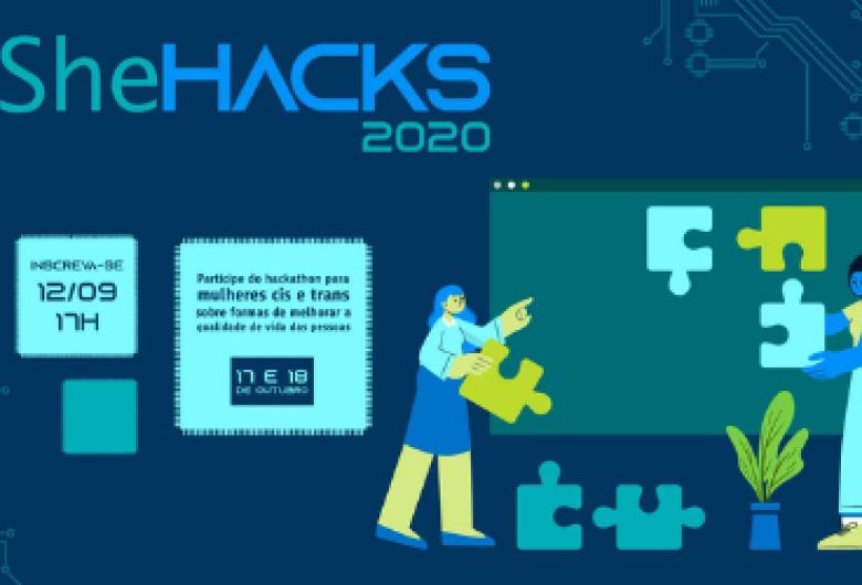 SheHacksBr: um desafio de tecnologia para universitárias