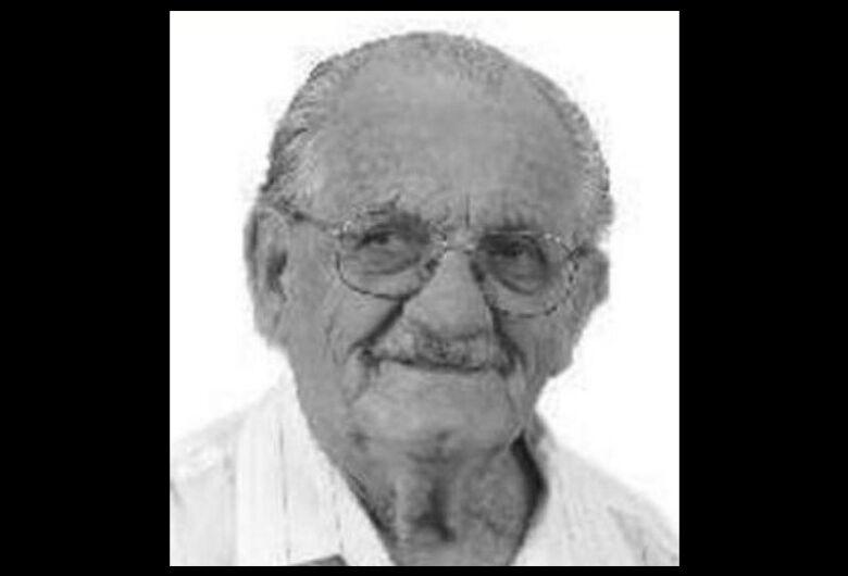Aos 92 anos, morre na Santa Casa, Chico Ponzio