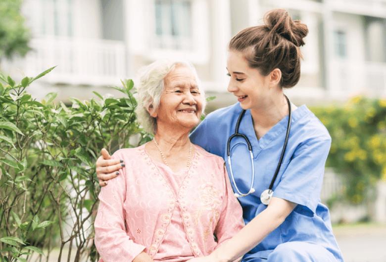 Inscrições abertas para o curso de cuidador de idosos com isenção na taxa de matrícula somente hoje