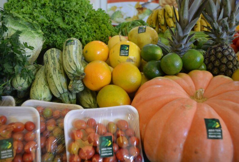 Feira livre da agricultura orgânica será retomada neste sábado
