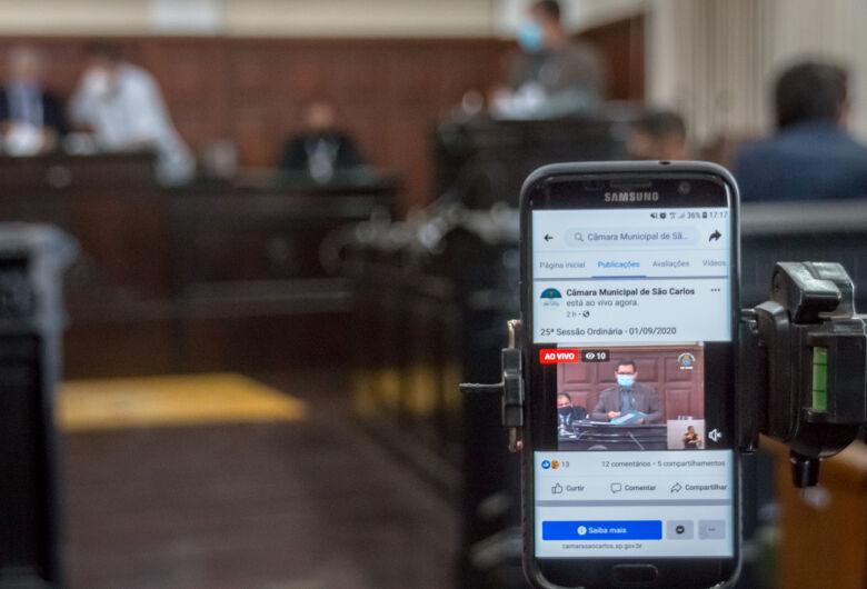 Câmara parabeniza processo democrático de escolha do novo reitor da UFSCar