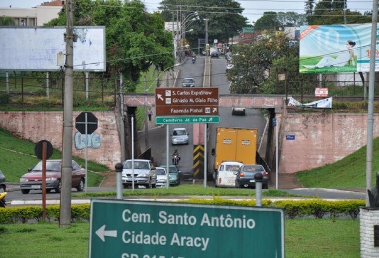 RUMO vai investir R$ 50 milhões em São Carlos; viaduto da Praça Itália será duplicado
