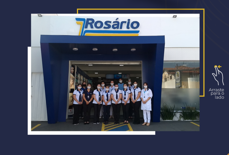 Farmácia Rosário lança loja conceito em São Carlos