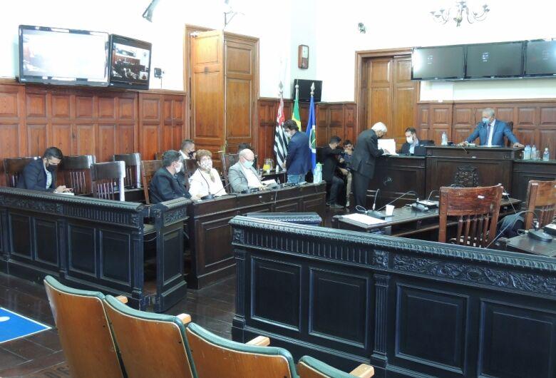 Vereadores aprovam por unanimidade projeto de diretrizes orçamentárias para 2021