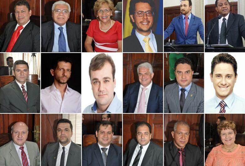18 dos 21 vereadores são candidatos à reeleição em São Carlos