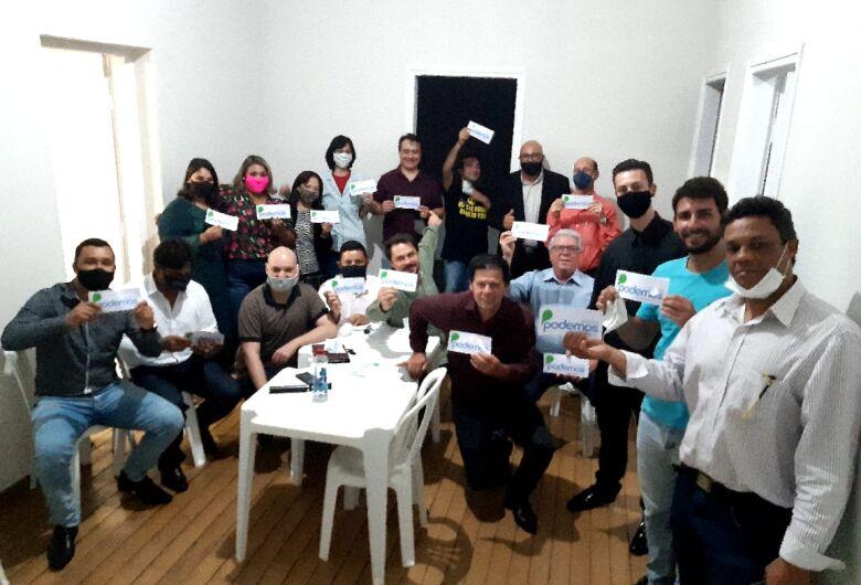 Apostando em renovação, Podemos lança Sasso candidato a prefeito