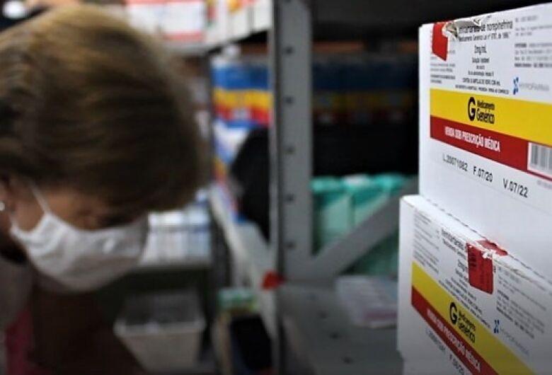 Pandemia faz disparar preços dos remédios e EPIs pagos pelos hospitais