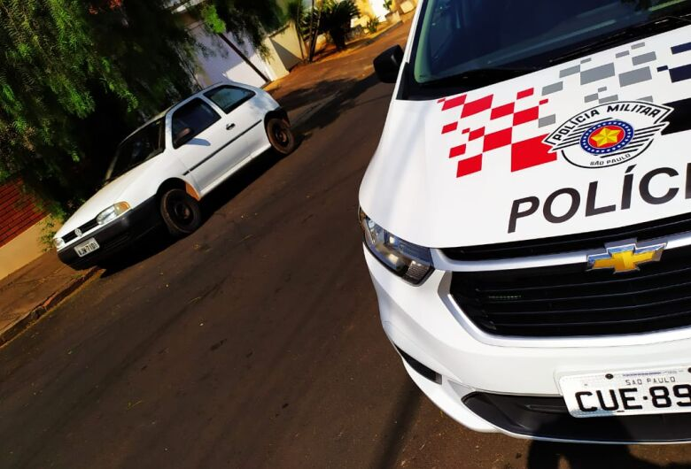 PM prende acusado de furtar carro na Vila Faria