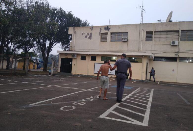 Procurado é capturado na Vila Celina