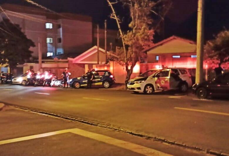 Força Tarefa realiza operação para coibir aglomerações no Kartódromo, Cidade Jardim e região do Damha