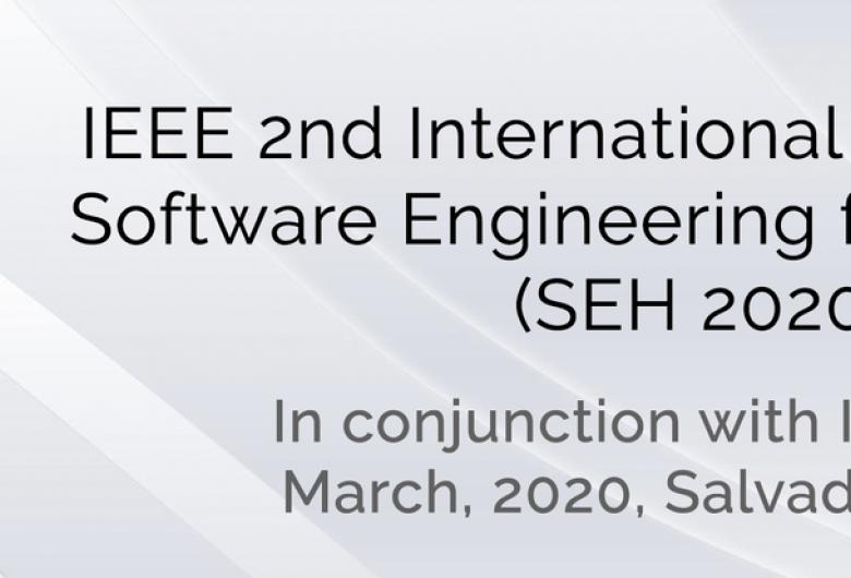Workshop internacional em engenharia de software para a saúde: prazo para submissão de trabalhos termina nesta sexta