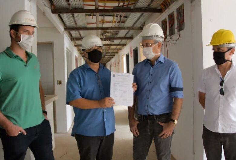 Unimed São Carlos recebe licença para execução das obras da segunda etapa do Hospital 2