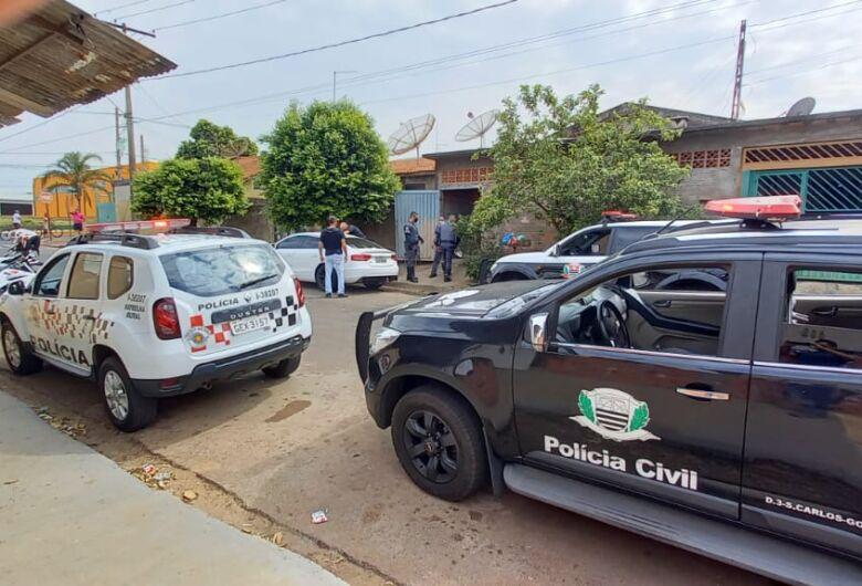 Operação conjunta cumpre mandados de busca e apreensão em Ibaté