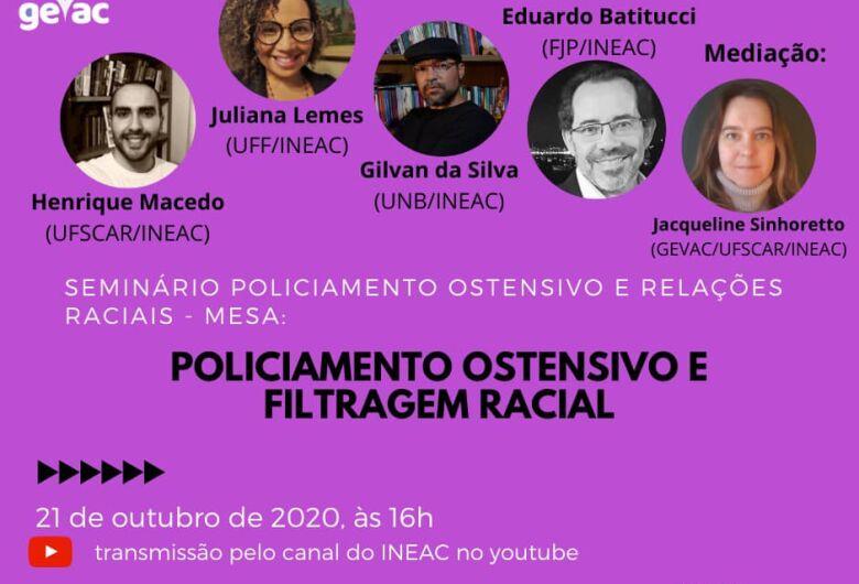 Pesquisa coordenada por docente da UFSCar aponta que pessoas negras sofrem de 3 a 7 vezes mais punições do que brancas