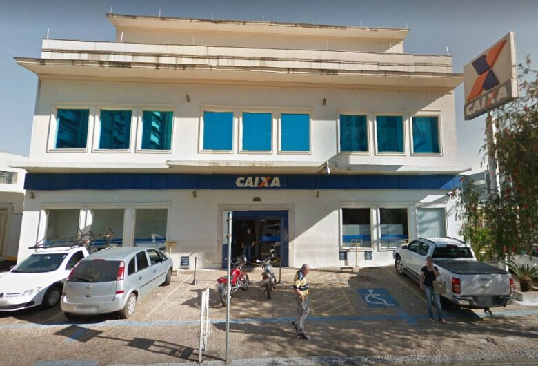 Agência da Caixa estará aberta neste sábado (3) em São Carlos