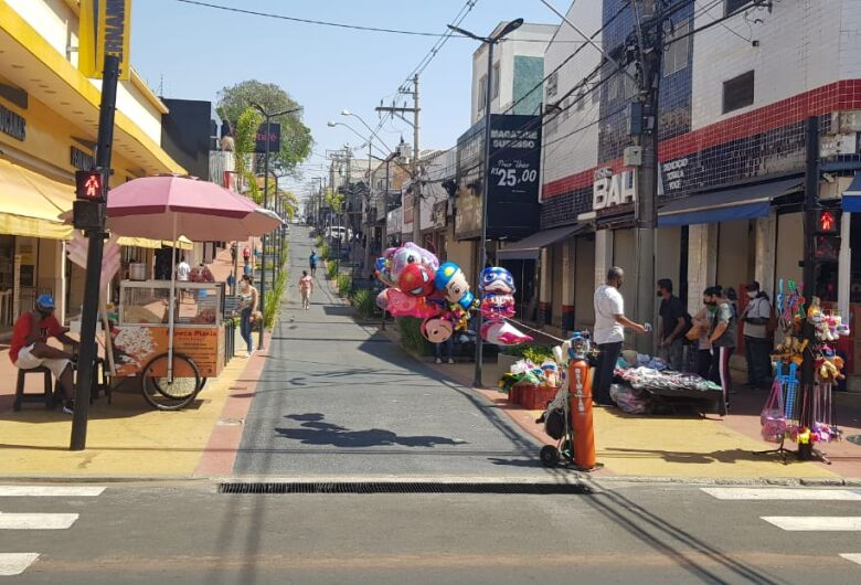 Comércio de São Carlos não abrirá nos feriados da próxima semana