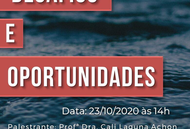 IFSP São Carlos terá palestra sobre resíduos sólidos na SNCT 2020