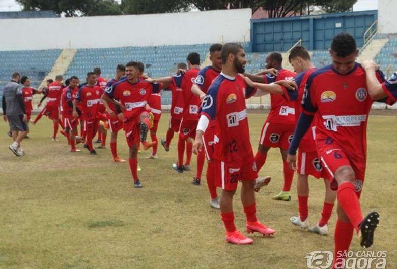Grêmio São-carlense começa a caminhada na Série B